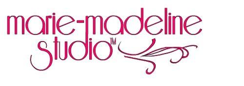 Official marie-madeline studio logo!