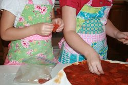 Pepperoni time