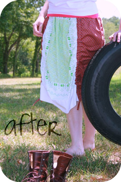 Summer skirt tutorial 052_after