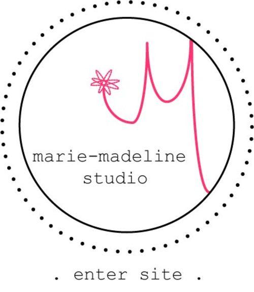 Mariemadelinelogo